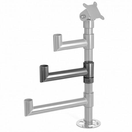 Stopa stojaka ELZAB 500mm