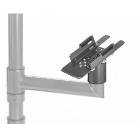 Uniwersalny uchwyt pod terminal płatniczy z regulacją bocznych ograniczników (65-90mm)