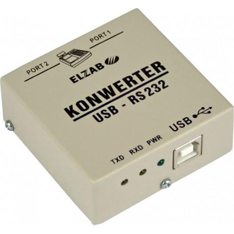 Konwerter LAN/RS232
