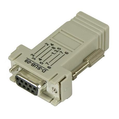 Przejściówka PC RS/UTP
