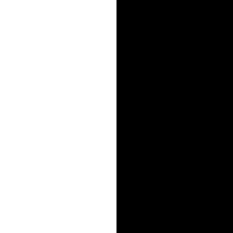Kasa w czarno-białej obudowie